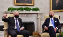 Phóng viên Nhà Trắng khiếu nại sau khi bị các trợ lý của Biden hét và đuổi ra khỏi Phòng Bầu dục