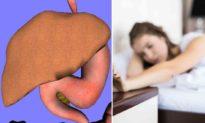 6 biểu hiện khi ngủ dậy chứng tỏ lá gan của bạn đang bị tổn thương