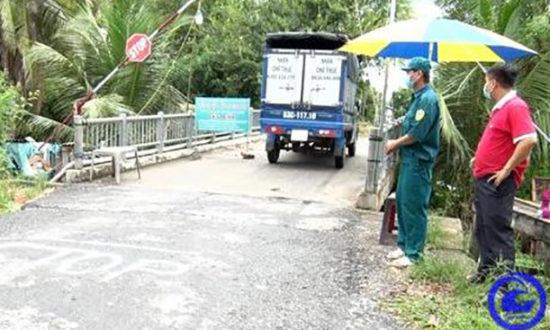 Từ 0h ngày 20/10: Người dân Tiền Giang không được ra đường từ 19h đến 5h hôm sau