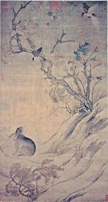 Một bức tranh của Thôi Bạch