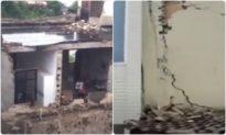 TQ: Động đất 6 độ Richter ở Tứ Xuyên, người dân nói do chính quyền khai thác dầu khí đá phiến