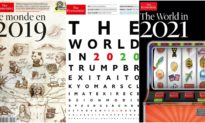 Bí ẩn trang bìa tạp chí dự đoán tương lai trong 3 năm liên tiếp? [Radio]