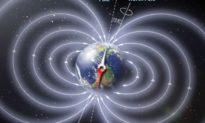 Dấu hiệu thay đổi từ trường Trái đất, đe dọa nền công nghệ viễn thông