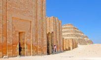 Ai Cập mở cửa lăng mộ cổ của vua Djoser sau khi trùng tu