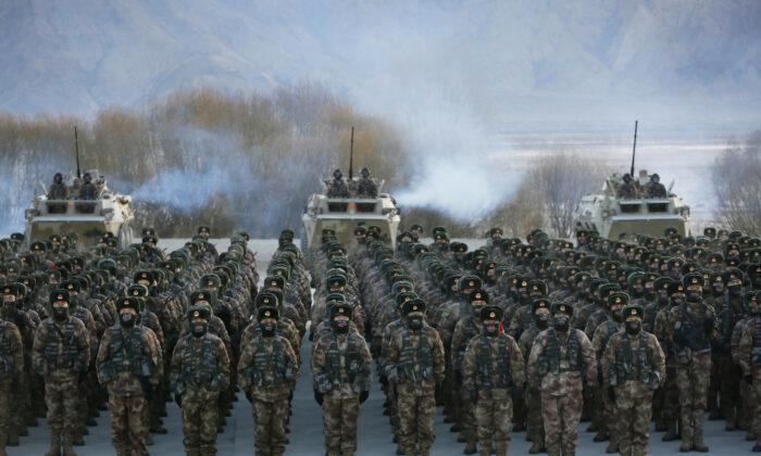 Trung Quốc tăng tốc hiện đại hóa quân đội bằng mọi giá, nguy cơ chiến tranh vũ khí công nghệ AI?