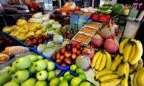 Trung Quốc tiếp tục ngừng nhập trái cây, Đài Loan dự định đưa lên WTO