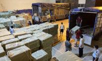 Phát hiện kho hàng giả hơn 4 triệu sản phẩm, khối lượng 40-50 tấn