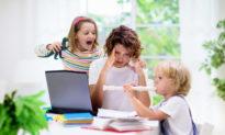Giáo dục tại nhà trong những ngày khó khăn
