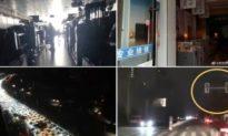 Nhiều nơi ở Trung Quốc cắt điện không báo trước khiến người dân gặp nguy hiểm