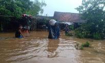 Mưa lớn ở Nghệ An: 1 người mất tích, gần 700 ngôi nhà bị ngập