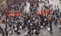 Trung Quốc ngày nay: Người giàu di cư, người nghèo vượt biên