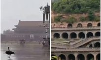 Vương triều những năm cuối nhiều dị tượng, Triều đại Đỏ kết thúc cũng có dấu vết để lần theo