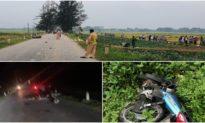 Phú Thọ: TNGT nghiêm trọng trong đêm trung thu khiến 5 người tử vong