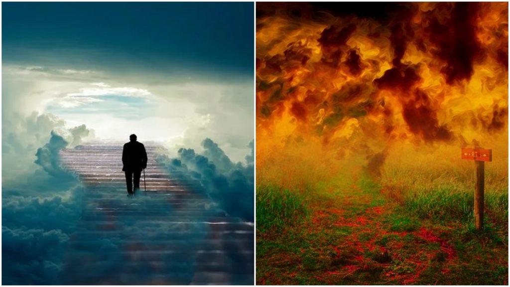 Thiên đường không đón nhận người tự tử?