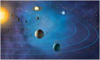 Tại sao các hành tinh trong Hệ mặt trời lại quay quanh cùng một mặt phẳng?