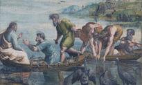 Sự thần kỳ của Raphael trong bức họa 'Hành động của các Tông đồ'