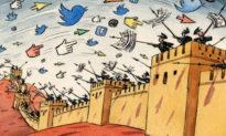 Xếp hạng Tự do Internet: Trung Quốc 7 năm liền đứng cuối bảng; Đài Loan đứng đầu Châu Á