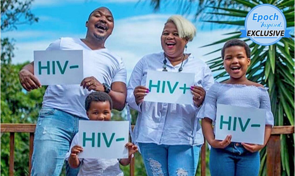 Người mẹ nhiễm HIV kỷ niệm 18 năm sống trong tình yêu vô điều kiện của chồng