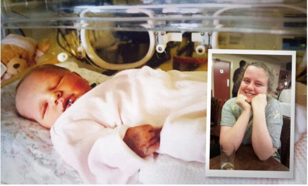 16 năm sau khi mẹ sinh non do cứu người lạ khỏi đám cháy: Em bé ấy giờ thế nào?