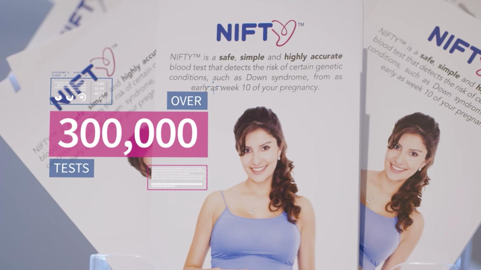 Bác sĩ Anh: Khuyên các bà mẹ không nên dùng NIFTY (Ảnh: chụp từ video)
