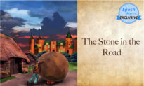 Chuyện cổ trí tuệ: Hòn đá ngáng đường