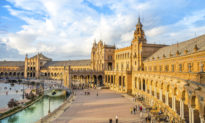 Sự tuyệt vời của Tây Ban Nha: Plaza de España