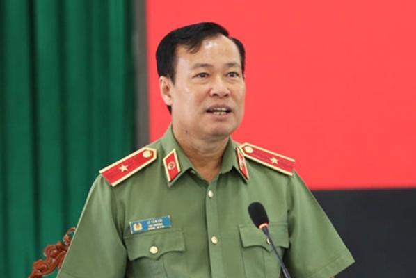 Thiếu tướng Công an Lê Tấn Tới: Sau khi chiếu phim 'Người phán xử', tội phạm xã hội đen xảy ra nhiều