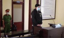Nam thanh niên bị xử phạt 5 năm tù giam vì làm lây lan dịch COVID-19