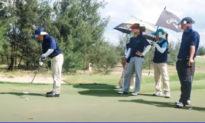 Bình Định: Giám đốc Sở Du lịch chơi golf giữa lệnh cấm bị giáng chức xuống làm chuyên viên