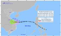 Tin bão mới nhất: Bão số 5 đêm nay sẽ đi vào đất liền các tỉnh Thừa Thiên - Huế đến Quảng Ngãi