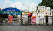 Bộ Y tế Việt Nam đề nghị xét nghiệm COVID-19 hàng tuần cho người bán hàng ở chợ