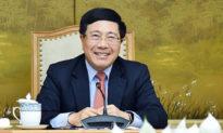 Ông Phạm Bình Minh được phân công Phó thủ tướng thường trực Chính phủ