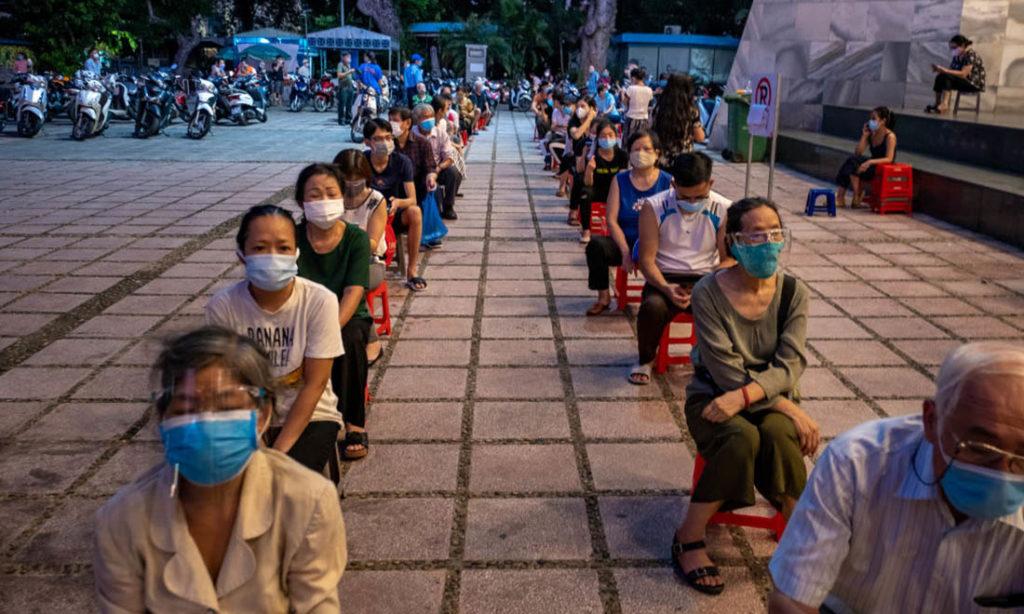 Hà Nội có 19 ca trong 24 giờ qua, 'ổ dịch' mới ở Long Biên phức tạp và chưa rõ nguồn lây