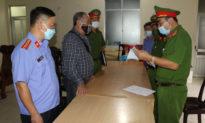 Nghệ An: Hai vợ chồng đại gia bất động sản bị bắt