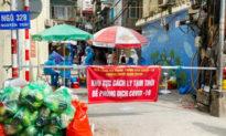 Sáng 21/9: Hà Nội chỉ ghi nhận 1 ca mắc, 'ổ dịch' Thanh Xuân Trung tiếp tục phong tỏa đến 28/9