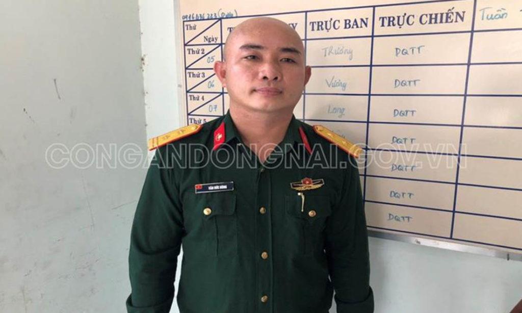 Đồng Nai: Giả danh trung tá đặc công để thông chốt kiểm dịch