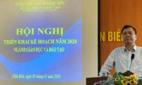 Điện Biên: Khởi tố, bắt giam Giám đốc Sở GD-ĐT tỉnh cùng thuộc cấp và 2 Giám đốc doanh nghiệp