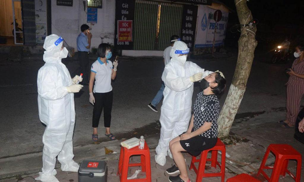 Hà Nam đã có 699 F0 và gần 5.700 F1, Bắc Ninh có 22 ca mắc cộng đồng chưa rõ nguồn lây