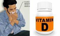 Tác dụng kỳ diệu của vitamin D trong điều trị bệnh lao phổi