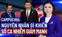 CHIỀU 2/10: Nhà báo Trung Quốc phơi bày dịch bệnh ở Vũ Hán xuất hiện sau 570 ngày mất tích