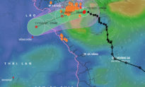 Ảnh hưởng Bão số 7: Bắc Bộ, Bắc Trung Bộ có mưa rất to