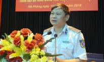 Cách chức Tư lệnh Cảnh sát biển Việt Nam - Trung tướng Nguyễn Văn Sơn