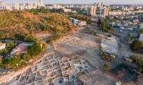 Các nhà khảo cổ học Israel khám phá ra khu phức hợp làm rượu cổ đại 1.500 năm trước