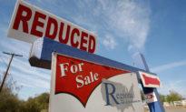 IMF: Nguy cơ giá nhà giảm mạnh và bán tháo cổ phiếu quy mô lớn