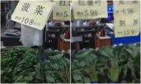Hiện trạng 'rau đắt hơn thịt' ở Trung Quốc