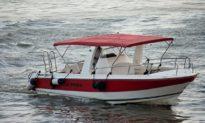 Trôi dạt trên biển 29 ngày, hai người đàn ông sống sót nhờ cam, dừa và lời cầu nguyện