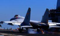 25 máy bay chiến đấu Trung Quốc xâm nhập khu vực phòng thủ của Đài Loan
