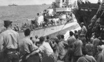 Tàu ma của Nhật bản bị đánh chìm trong Thế chiến II bất ngờ nổi lên từ đáy biển