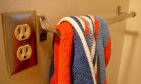 Bao lâu thì nên giặt khăn tắm một lần? Cẩn thận với tình trạng nhiễm trùng da