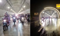 Mở hầm Hải Vân cho người dân đi xe máy về quê